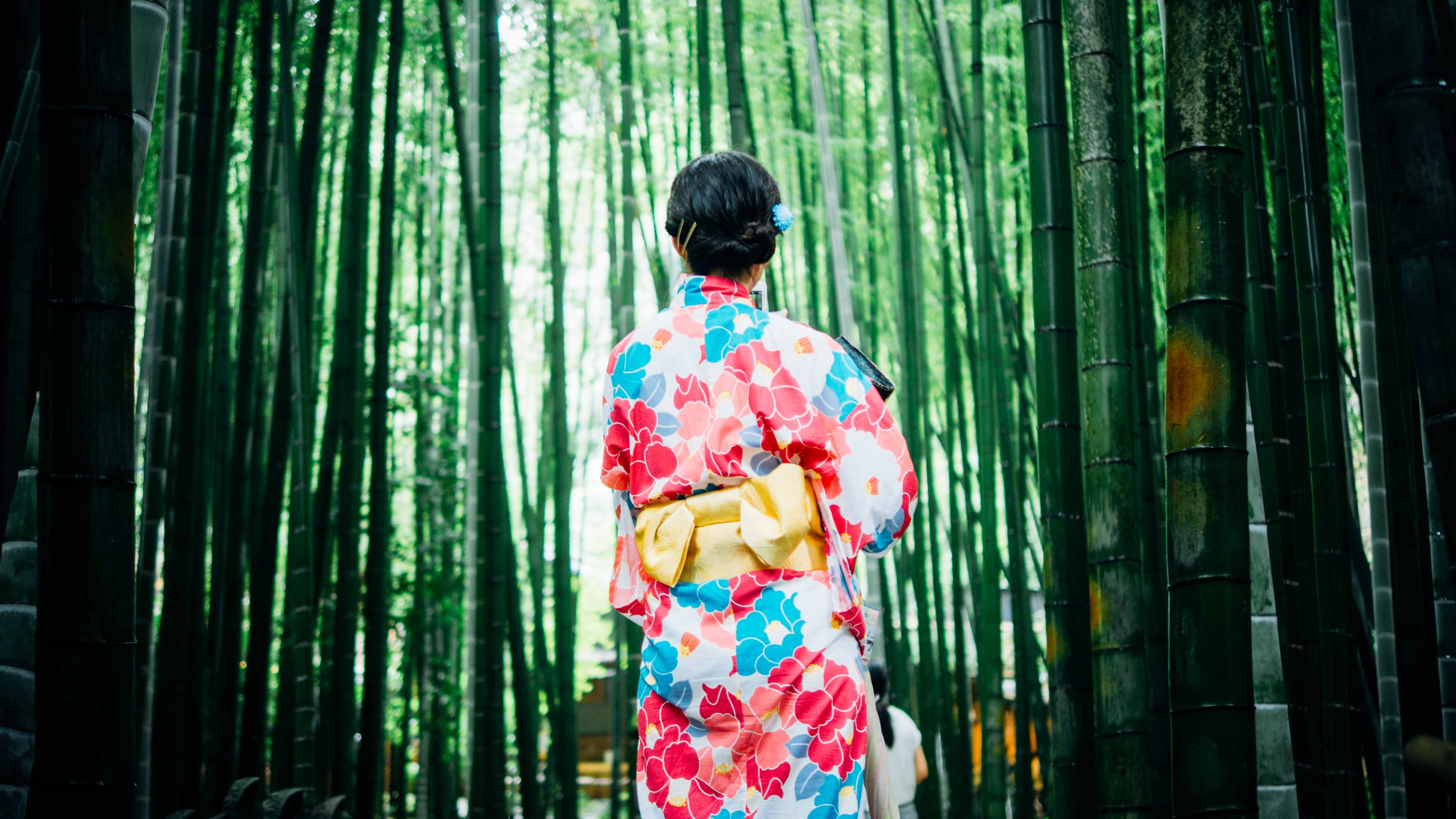 Special Deal on Kimono Rental in Kyoto