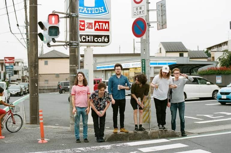 band tour japan