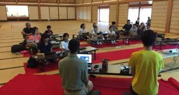 Chrysalis Coding in Eiheiji