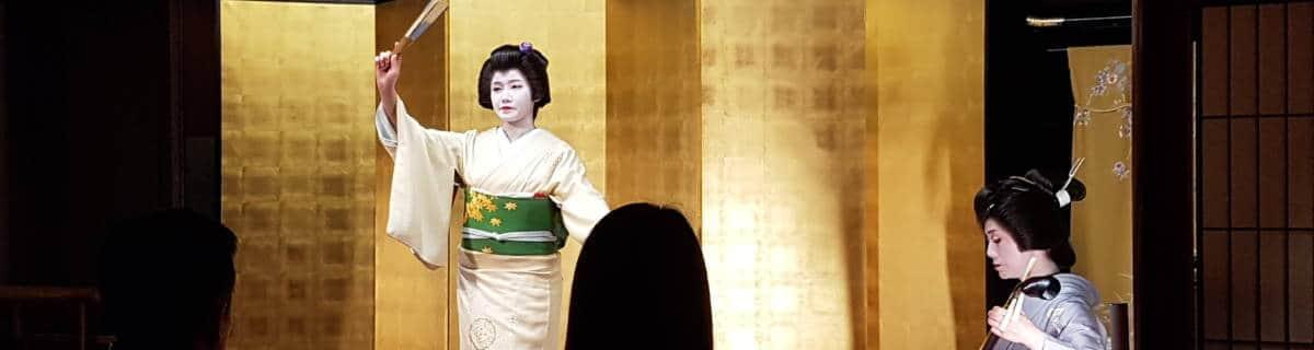Spending an Evening with Geisha in Kanazawa
