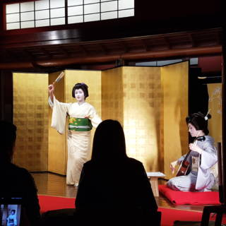 Spending an Evening with Geisha in Kanazawa
