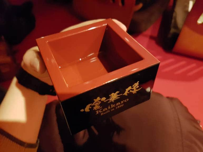 kanazawa geisha evenings