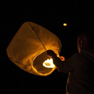 Kamihinokinai Paper Balloon Festival