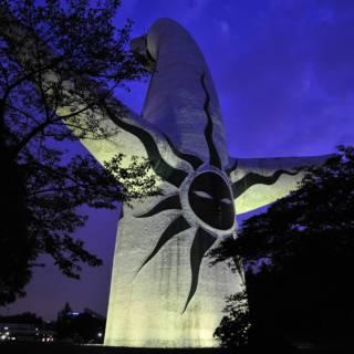 Illuminight at Banpaku Park