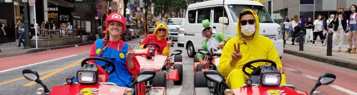 Three's a Crowd: Group Travel in Japan