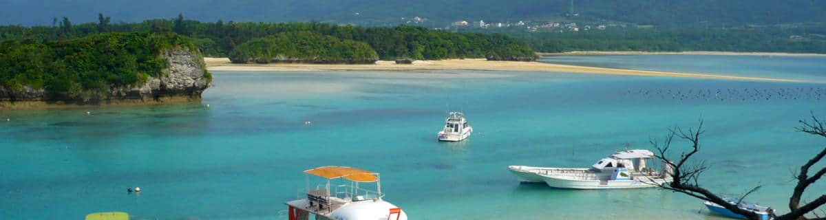 Where to Stay on Ishigaki Island and How to Get There