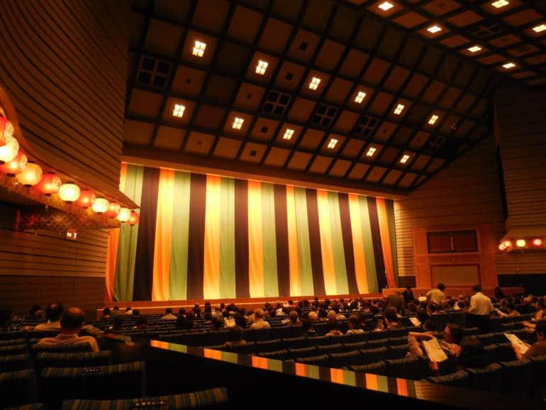 Bunraku Theater Osaka