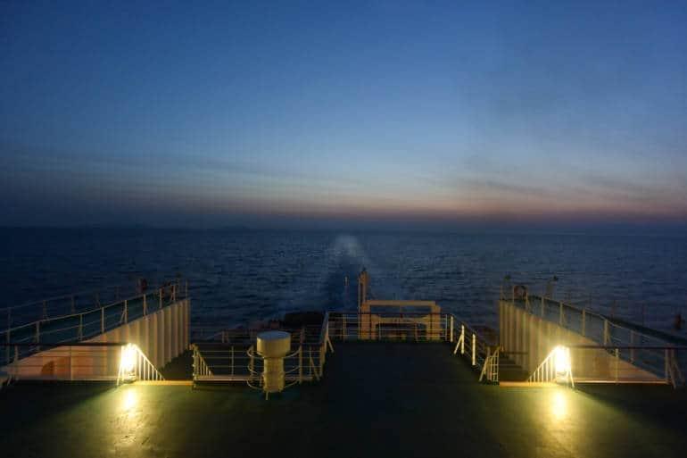 japan ferry pass