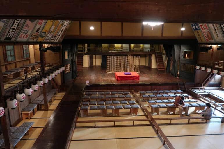 Izushi Kabuki Theater