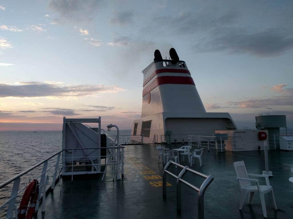Hankyu Ferry Japan Ferry Pass 21
