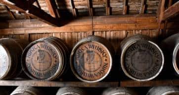 Nikka Whisky Yoichi Distillery Sapporo Hokkaido Japan