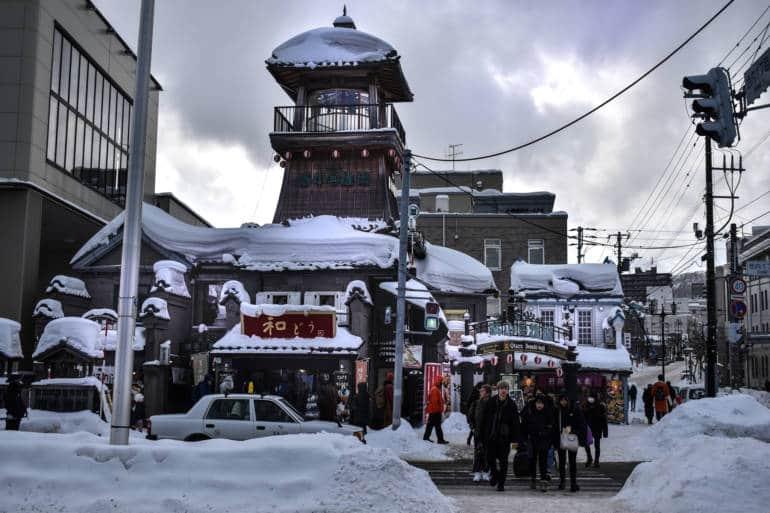Otaru Hokkaido