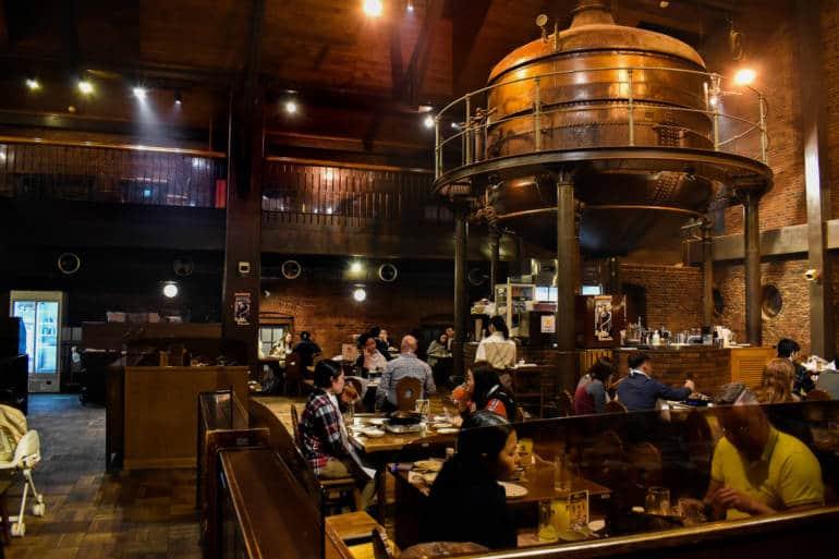 Sapporo Beer Factory Sapporo Hokkaido Japan