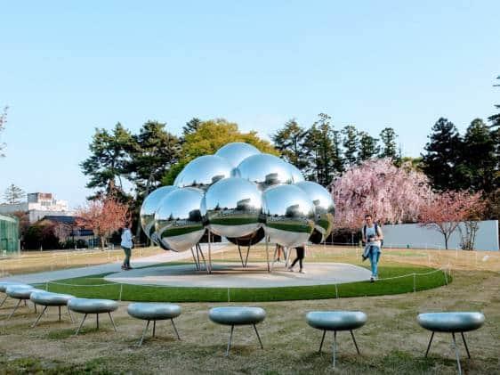 21st Century Art Museum Kanazawa