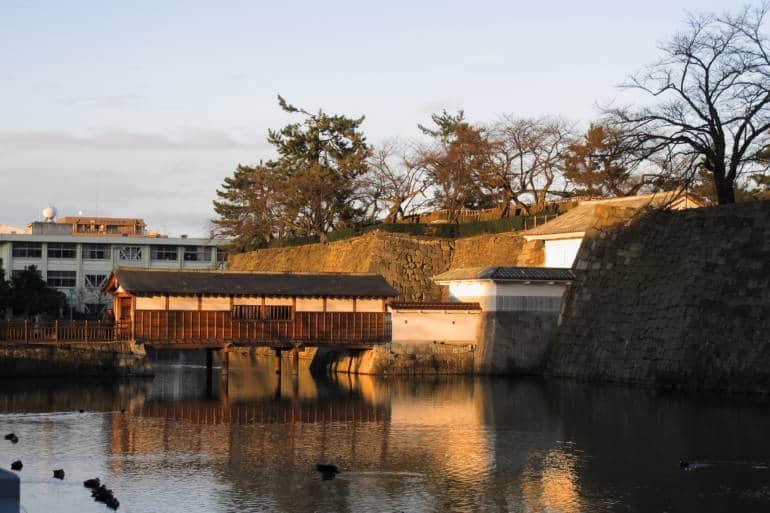 fukui city yokokan garden