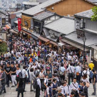 Surviving Golden Week in Kyoto