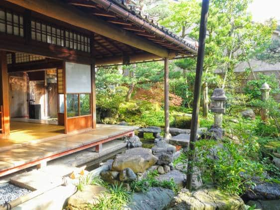 Nomura Samurai House Kanazawa