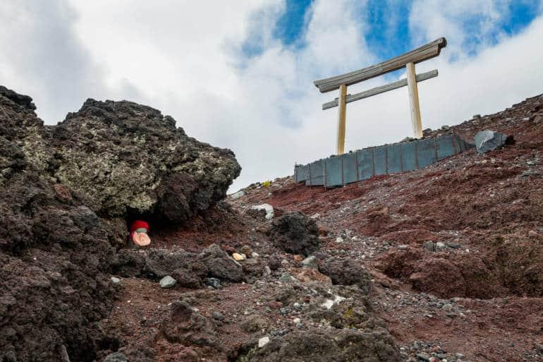 mount fuji sea to summit trail