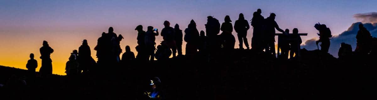 Climbing Mount Fuji from Sea to Summit, in Photos