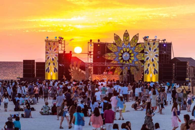 Corona Sunsets Okinawa