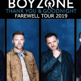 Boyzone Thank You and Goodnight Farewell Tour