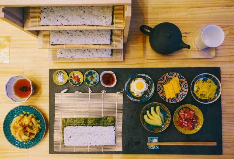 Coil Kanazawa Sushi