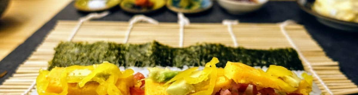 Coil: Kanazawa's DIY Sushi Dinner
