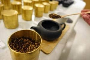 Coil Kanazawa Tea