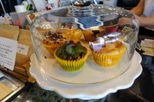 Los Angeles Vegan Restaurant Kanazawa Cakes