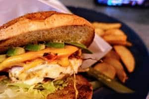 The Godburger Kanazawa Burger
