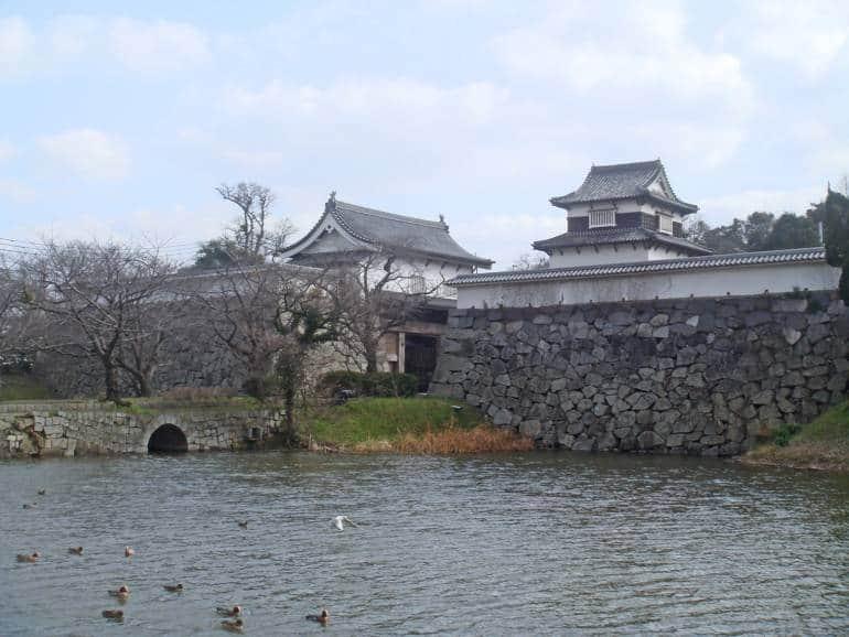Shimonohashi Omotemon gate