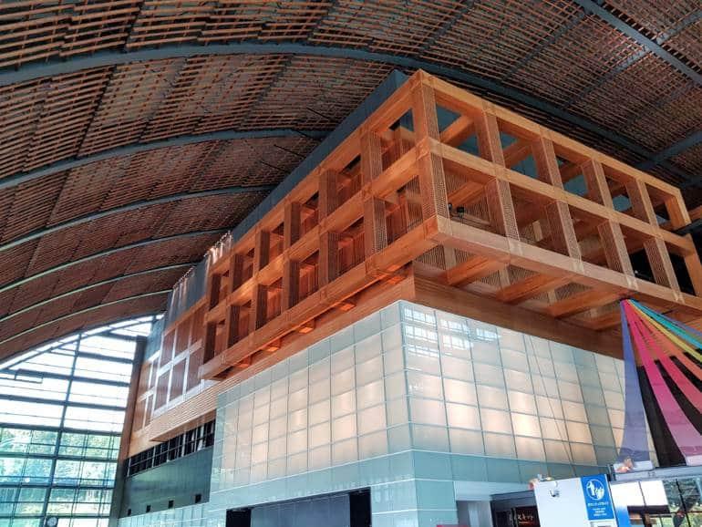 Kyushu National Museum Interior