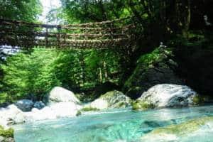 Iya Valley Bridge Water