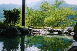 Iya Valley Onsen View