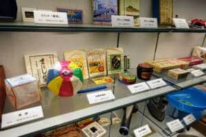 Kanazawa Folkore Museum Display