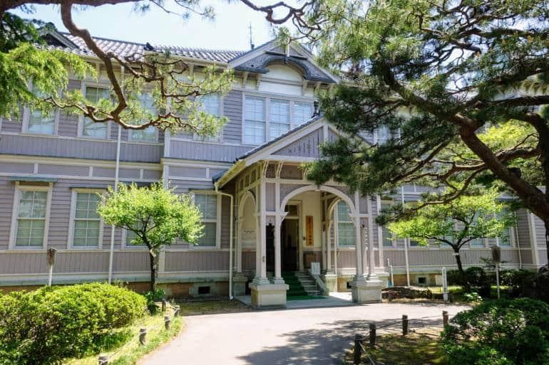 Kanazawa Folkore Museum Outside