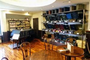 Kanazawa Phonograph Museum Lobby