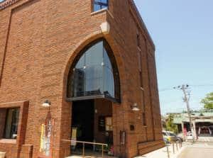 Kanazawa Phonograph Museum Outside