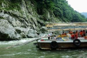 Oboke Gorge River Tour