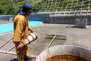 Wajima Salt Farm Water