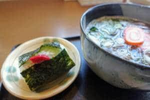 Wajima Senmaida Food