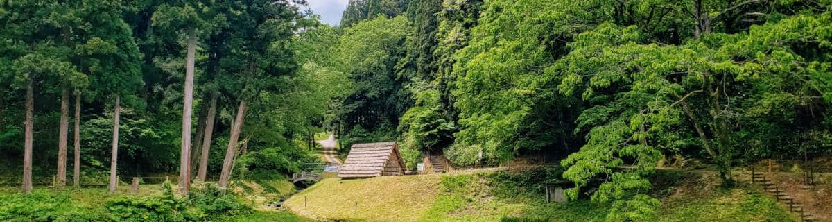 Yuwaku: A Village of Onsen, Ice houses and Nature Views