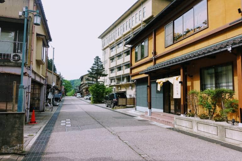Yuwaku Street