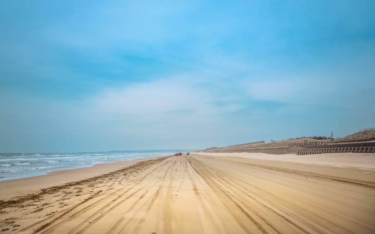 Chirihama Beach - Japan beaches