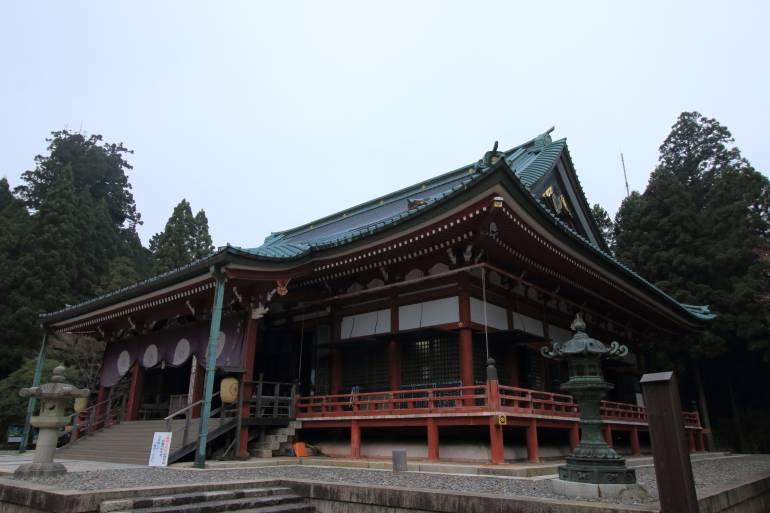Daikoudou of Enryakuji