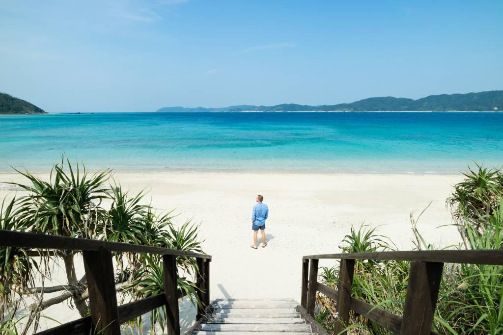 Japan beaches