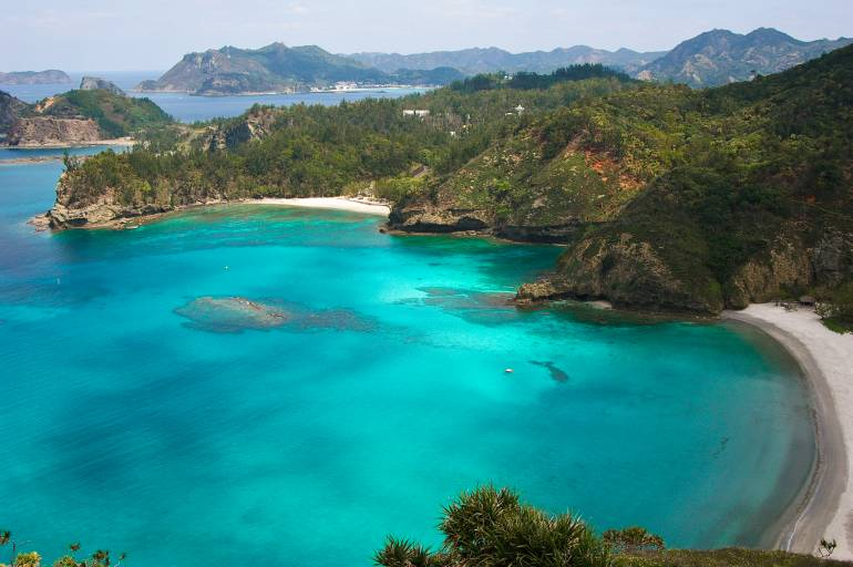 Ogasawara beach