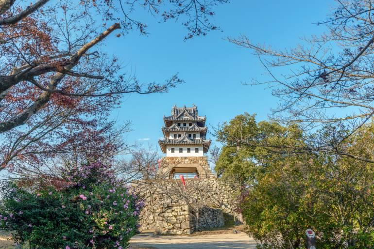 Sumoto Castle, Awaji