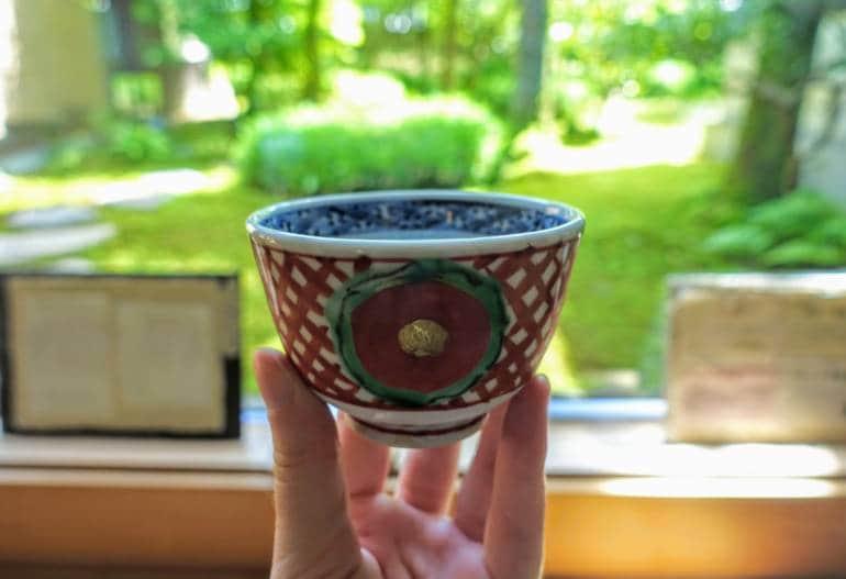 Rosanjin Iroha Soan tea