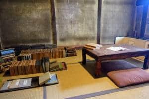Rosanjin's Iroha Soan Room